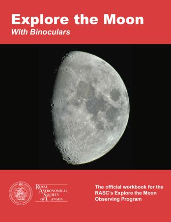Explore the Moon With Binoculars (Workbook)