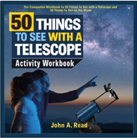 50 Things to See with a Telescope (Workbook)