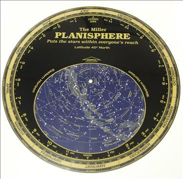 Star Wheel / Planisphere 40-50