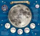Moon Gazers' Guide (100 Pack)